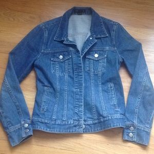 J Crew. Small Jean Jacket. In great condition